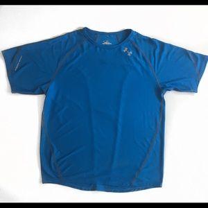 Under Armor Mens Heat Gear shirt size L